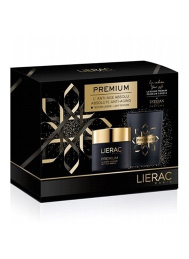 Lierac Premium Silky Anti Aging Karma Cilt Bakım Seti-Lierac